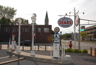 H P  Sears Oil Museum